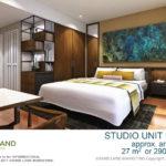 amani grand 1br rent to own condo mactan STUDIO W BAL.27 perspective