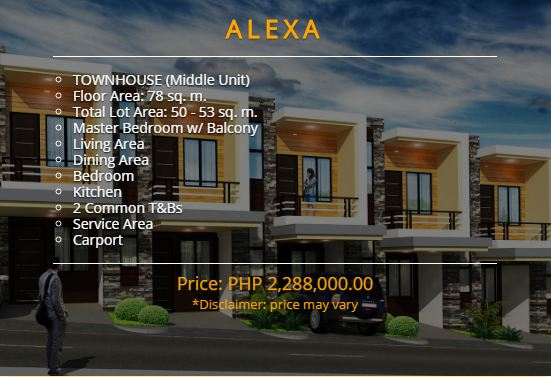 belize north house consolacion cebu alexa model
