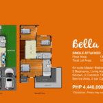 belize north house consolacion cebu bella model2