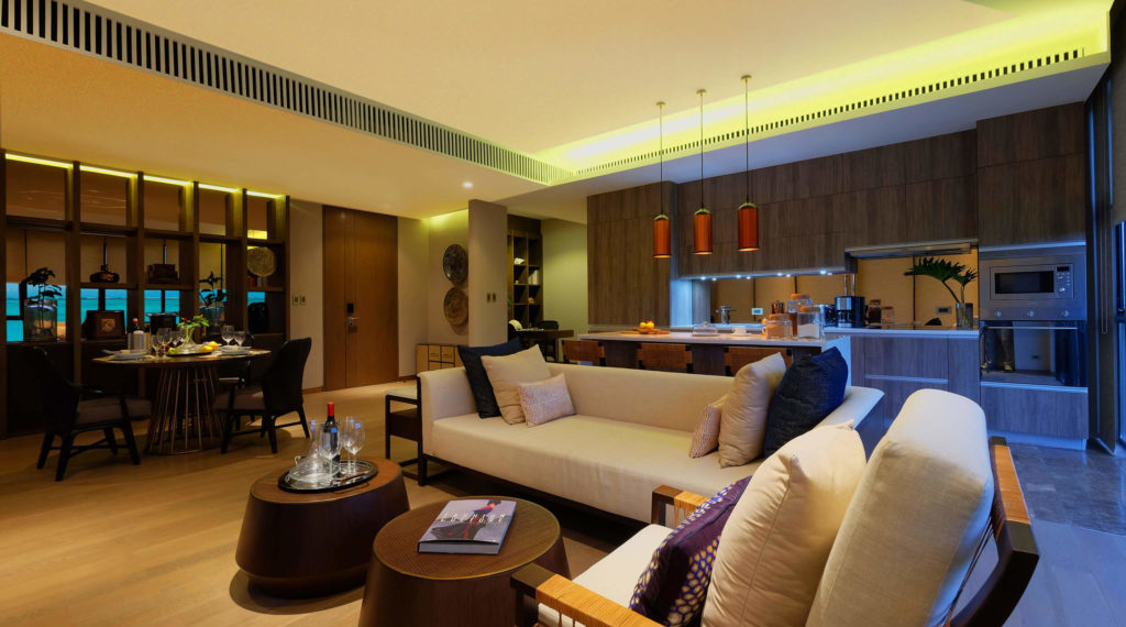 the residences at sheraton 2br2