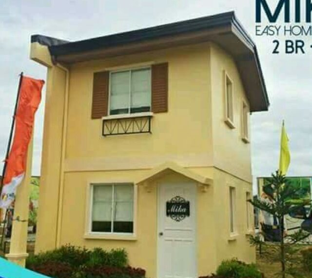camella bogo house and lot mika