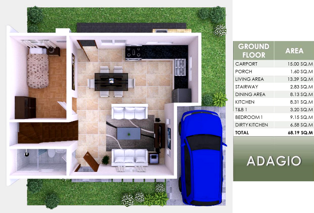 modena liloan adagio floor