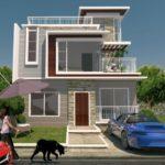 single detached sofia beach house liloan cebu 3 storey with roofdeck