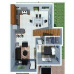 single detached sofia beach house liloan cebu 3 storey with roofdeck1
