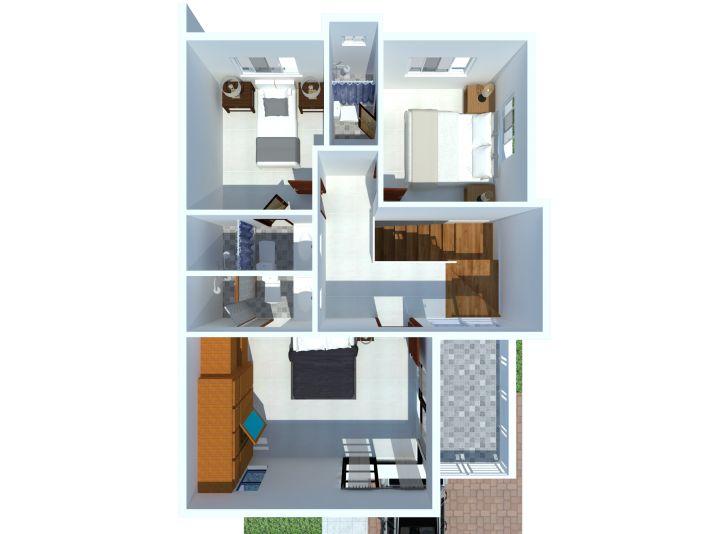 single detached sofia beach house liloan cebu 3 storey with roofdeck2