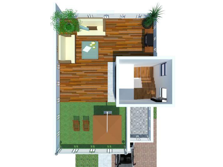 single detached sofia beach house liloan cebu 3 storey with roofdeck3