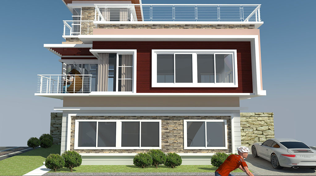 single detached sofia with roofdeck beach house liloan cebu