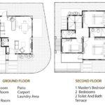 Moana-Single house kahale minglanilla cebu floor plan