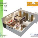 One-Oasis-Cebu-affordable condominium 2br unit