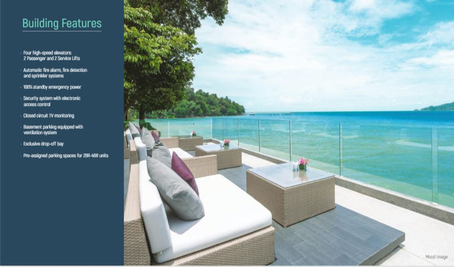 aruga high end beachfront condo by rockwell mactan cebu BUILDING