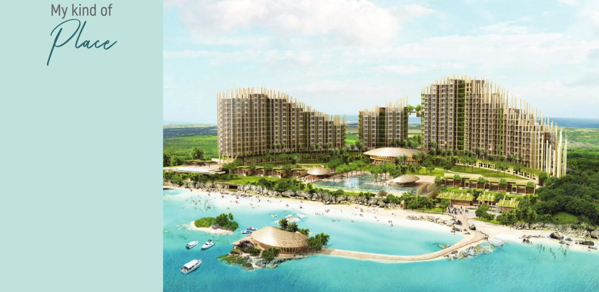 beachfront condo aruga resort and residences mactan1