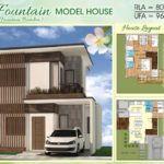 BAMBOO BAY RESIDENCES LILOAN PRE SELLING HOUSE AND LOT FOUNTAIN MODEL