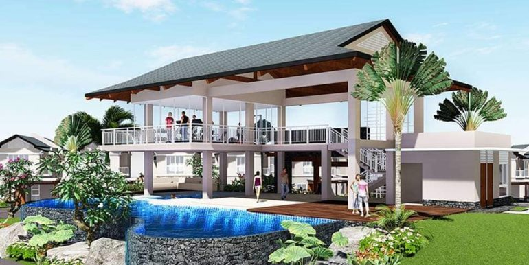 BAMBOO BAY RESIDENCES LILOAN PRE SELLING HOUSE AND LOT.AMENITIES