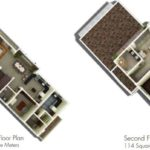 amonsagana retirement house balamban cebu AMETHYST floor plan