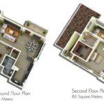 amonsagana retirement house balamban cebu SAPPHIRE floor plan