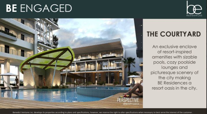 be residences Lahug cebu City the courtyard