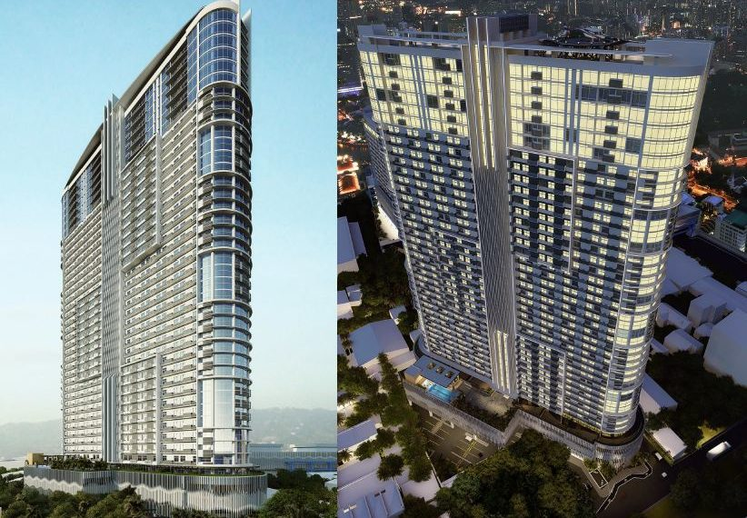 J TOWER RESIDENCES COVER