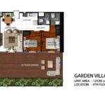 J TOWER RESIDENCES garden villa6