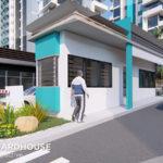 Gate-Guardhouse-Amenity-Mivela-Garden-Residences-Cebu-Banilad