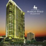 3BR WITH MAID ROOM,PARKING Marco Polo Oceanview Tower 4