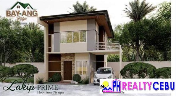 lakip house and lot Bay ang ridge PRIME liloan cebu1