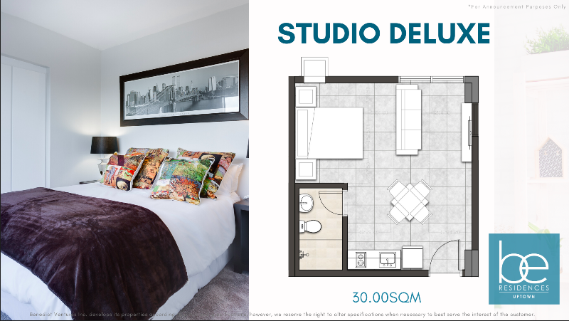 be-residences-uptown-cebu-studio-de-luxe